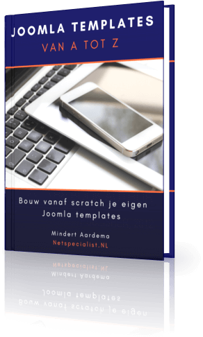 ebook Joomla Templates van A tot Z