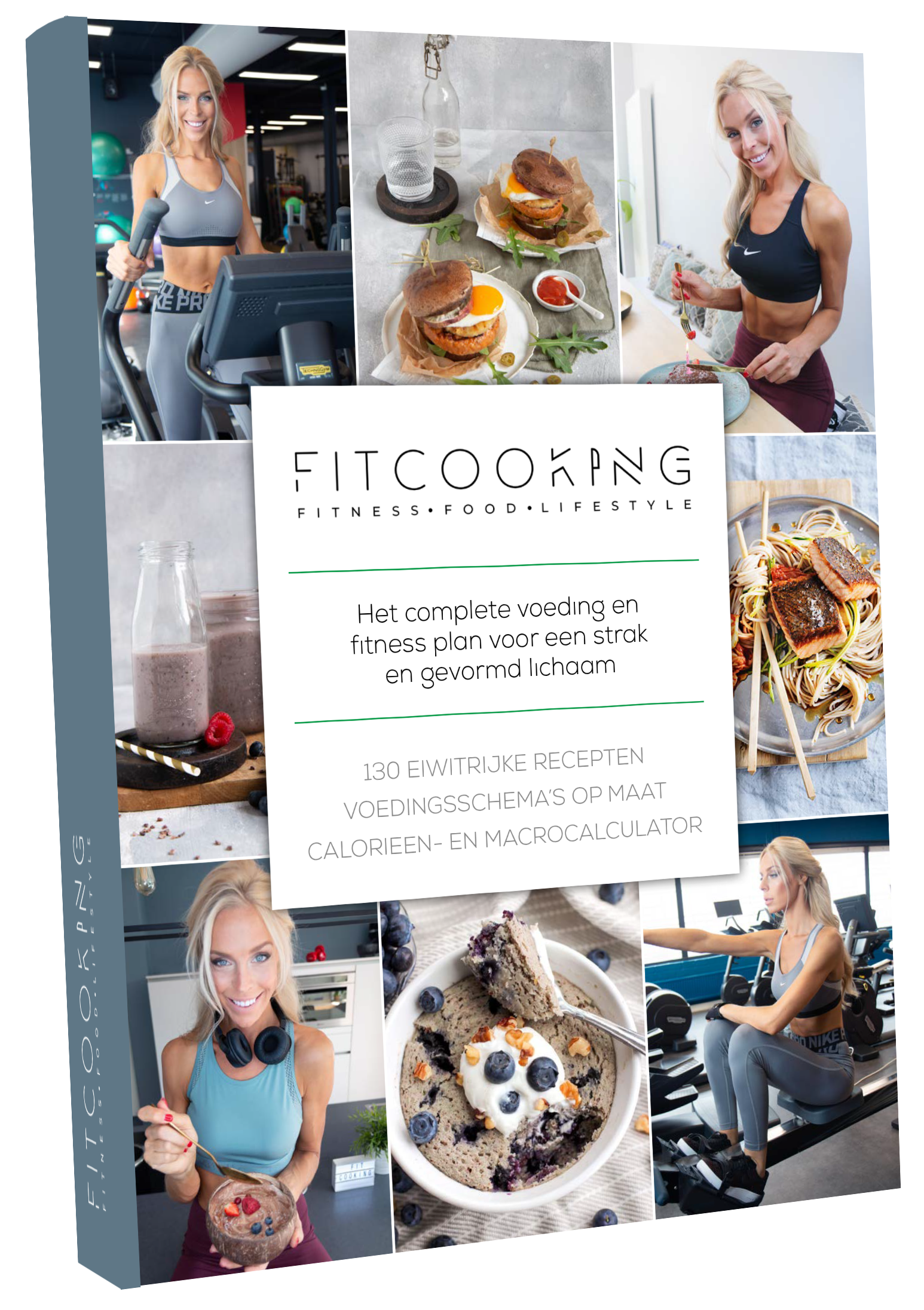 Fitcooking Fitness Recepten