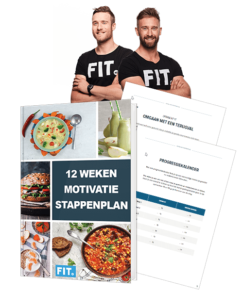 FIT met 12 weken Motivatie Plan