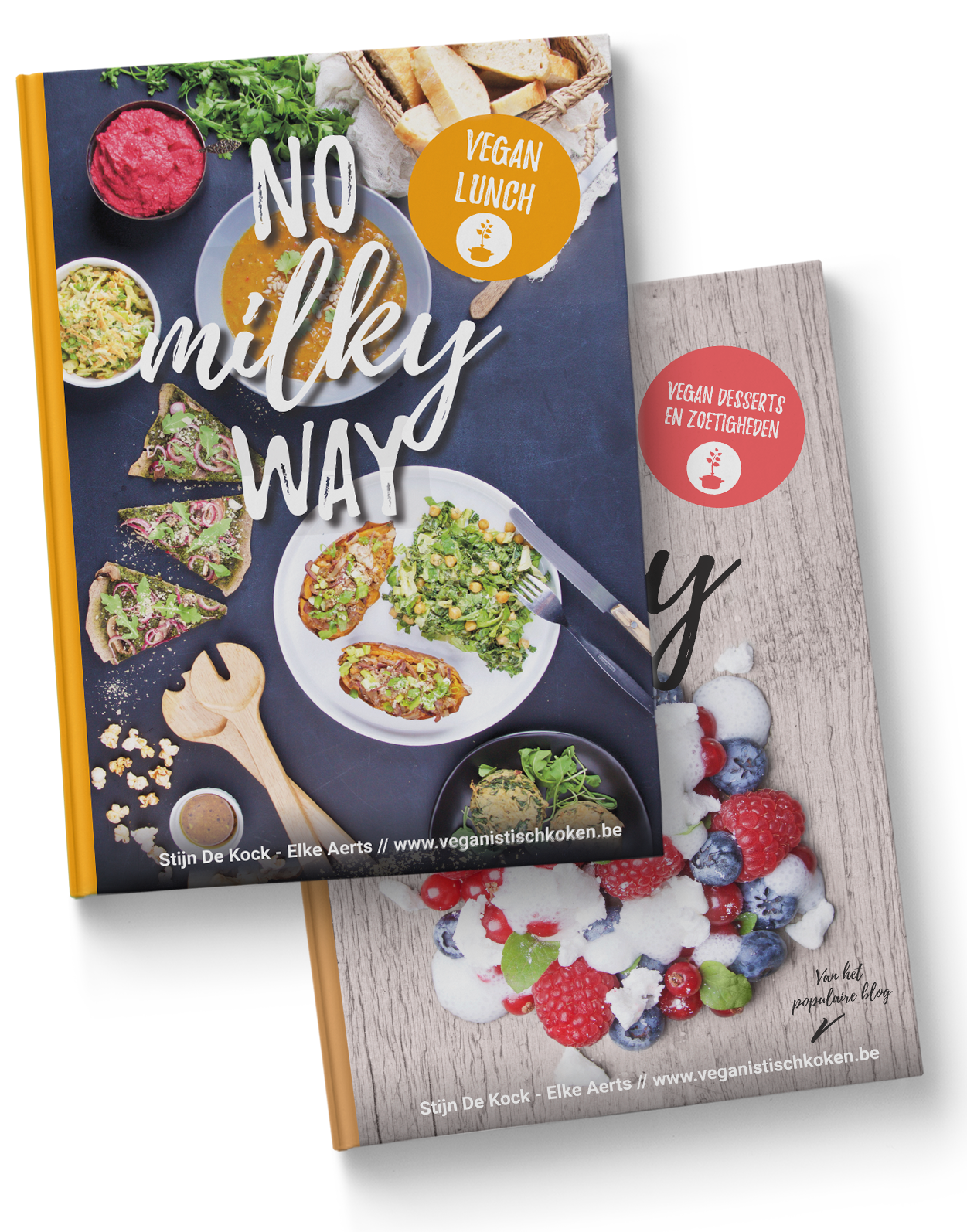 No Milky Way Vegetarisch Koken