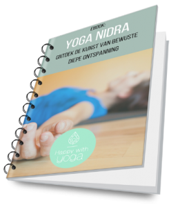 Yoga Nidra Reis door de chakras Happy with Yoga