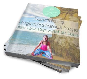 Yoga voor Beginners Happy with Yoga